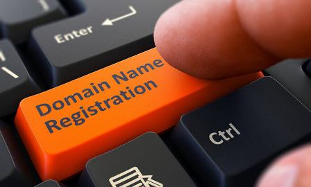 Futuristic Apps Pty Ltd - Before you casn start, you need to register a domain name.